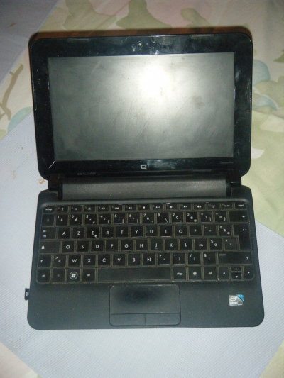 vends notebook compaq 11
