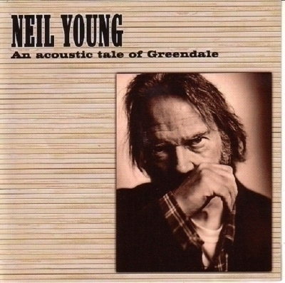 2 cd an Acoustic Tale of Greendale Import Neil Young