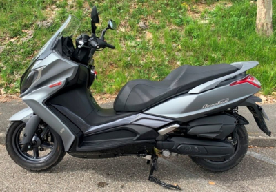 scooter kymco downtown 125i