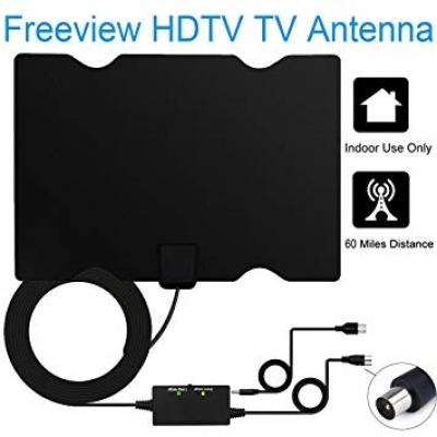 EasyULT Antenne TV HD[Version Améliorée],TV ante Antenne TV
