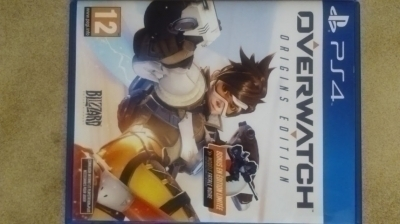 OVERWATCH pour PS4
