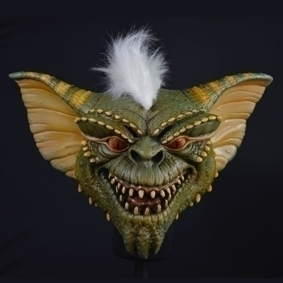 masque latex de gremlins, stripe
