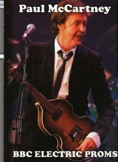 DVD paul mc cartney bbc electric proms 2007
