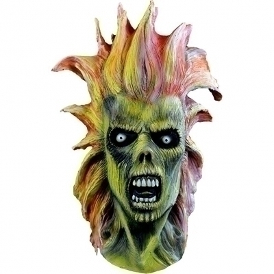 Masque Latex Adulte Eddie Iron Maiden