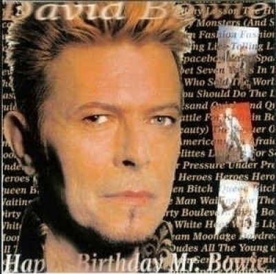 2 cd Happy Bithday Mr Bowie Live Import David Bowie