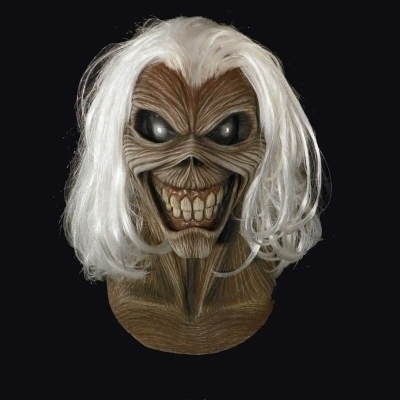 Masque Latex Adulte Killers Iron Maiden