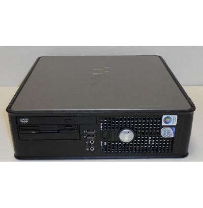 Ordinateur Dell Optiplex 755 SFF Desktop Core 2 duo