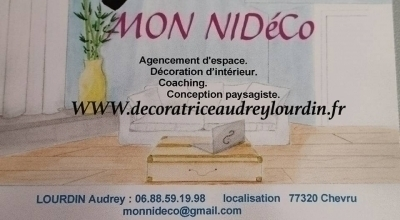 decoratrice d'interieur