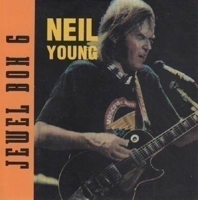 cd Jewel Box 6 Import Neil Young